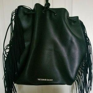 Victoria's Secret tassle shoulder bag